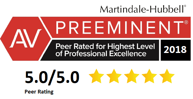 Martindale Hubbell Ratings